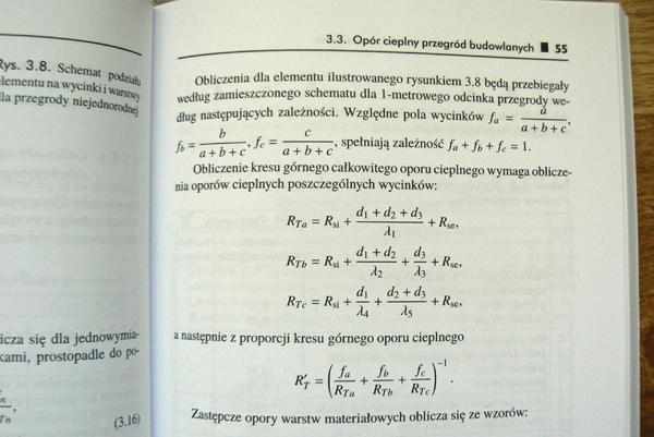 wybrane zagadnienia z fizyki budowli recenzja