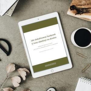 E-book w pdf o sytuowaniu obiektów na działce