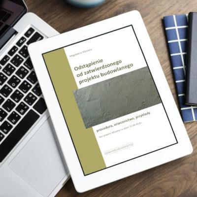 Zmiany w projekcie budowlanym - e-book w pdf