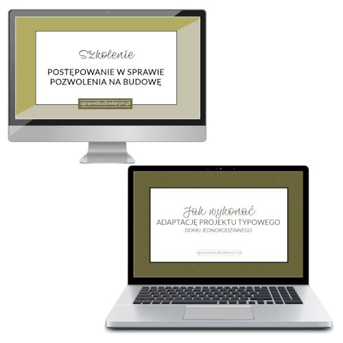 Zestaw szkoleń online z prawa budowlanego
