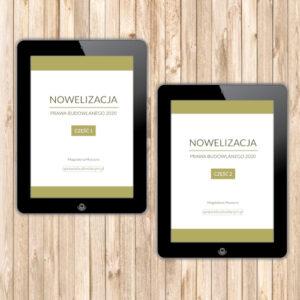 e-booki o nowelizacji prawa budowlanego