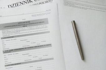 Nowy wzór oświadczenia o posiadanym prawie do dysponowania nieruchomością na cele budowlane